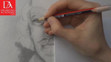 Drawing a Man