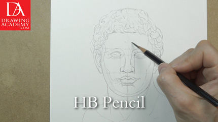Drawing a Portrait
